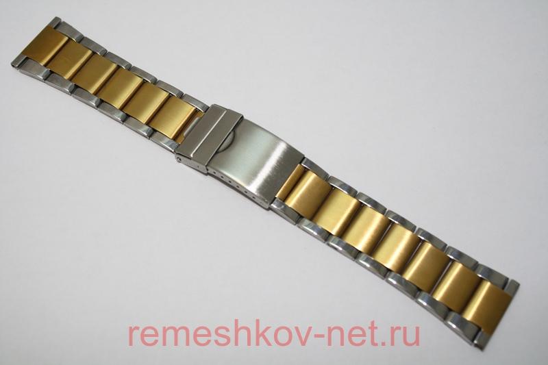 купить металлический браслет на часы мужские дели?мости