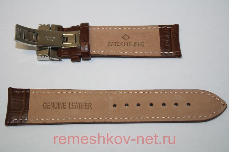 Genuine leather ремни мужские часы patek philippe